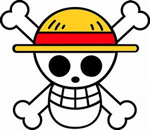One Piece Logo Flag - ClipArt Best