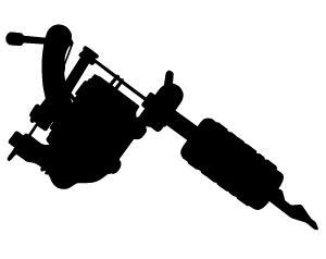 tattoo gun clipart ourclipart