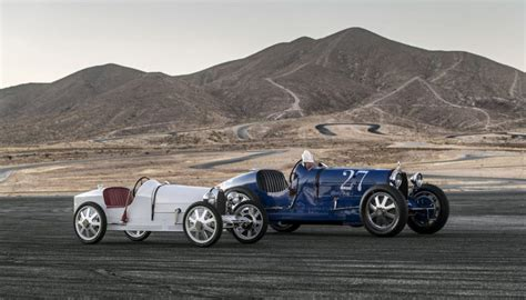 Visa for the baby ii, which made a stop at the willow springs international raceway, allowing a lucky few the opportunity to hop behind the wheel. Check out this Bugatti 15 million Naira Baby II ⋆ Sellatease Blog
