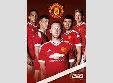 Manchester United FC Calendars 2019 on UKpostersEuroPosters