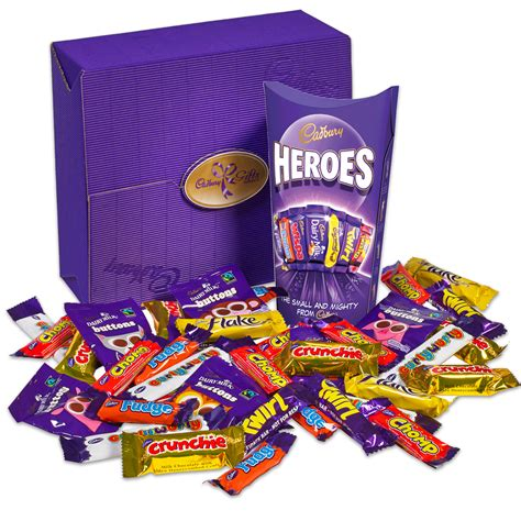 cadbury heroes bonanza box british shop