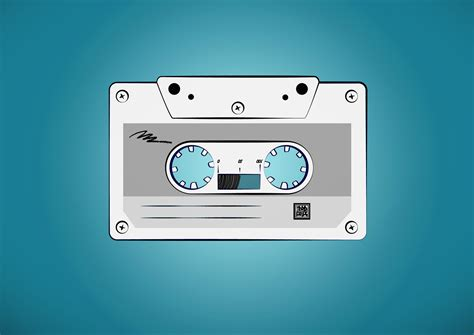 artwork vintage minimalism tape cassettes wallpapers hd