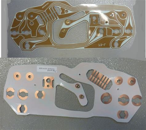 ford  series truck printed circuit board light