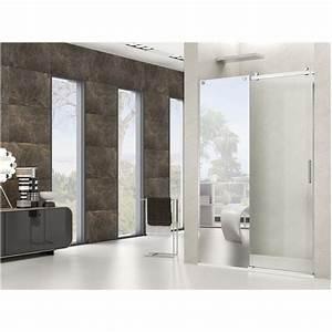 Paroi De Douche Miroir : option panneau miroir sur paroi de douche robinet and co ~ Dailycaller-alerts.com Idées de Décoration