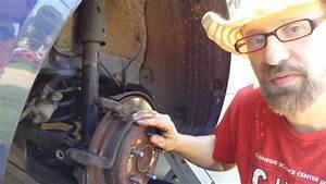 2011 Hyundai Sonata Rear Brake Rotor Tip