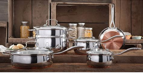 pioneer woman cookware review  close   ree drummonds pots  pans   gas