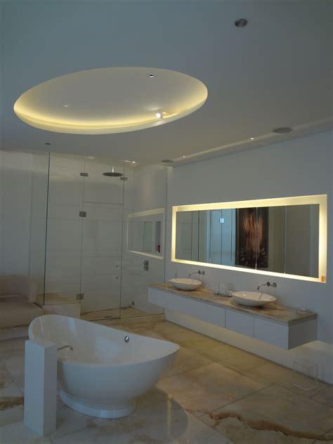Modern Bathroom Led Lighting by Floating Led Bath Spa Lights Bathroom