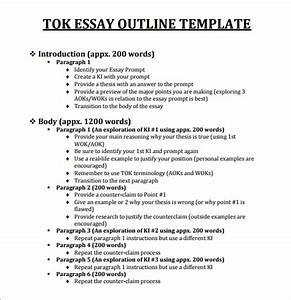 Tok Sample Essay