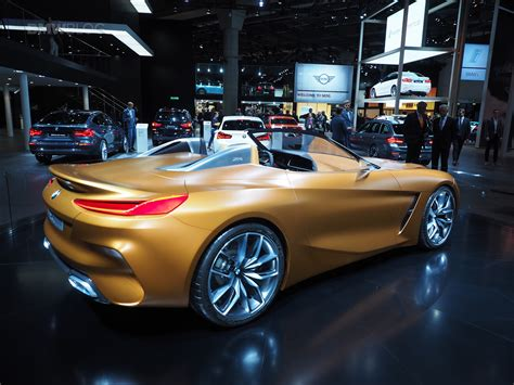 The New Bmw Concept Z4 Is A Beauty