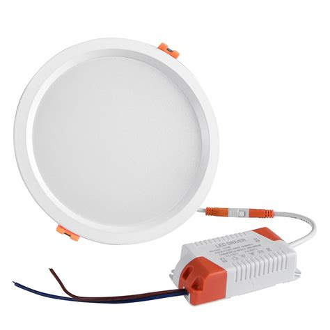 10 led recessed ceiling panel light bulb 3w 7w