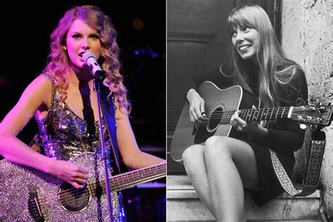 Taylor Swift Still Not Confirmed to Play Joni Mitchell in ...