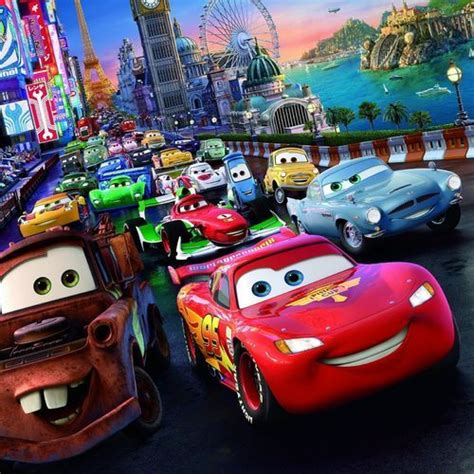 17 Best Ideas About Disney Cars Wallpaper On Pinterest