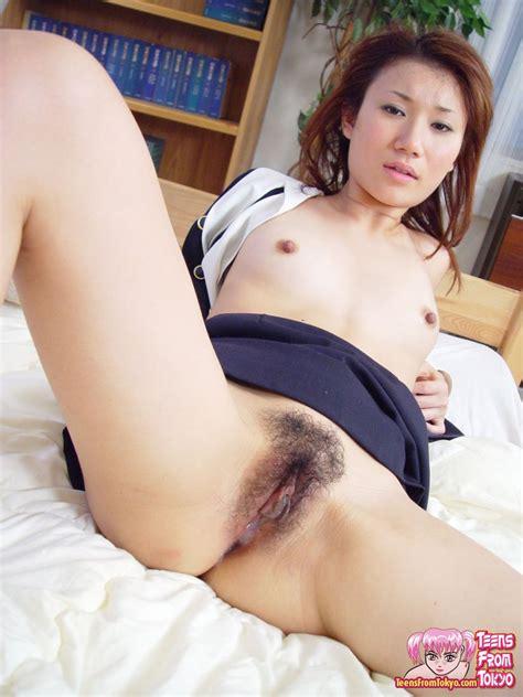 Chubby Japanese Teen Creampie