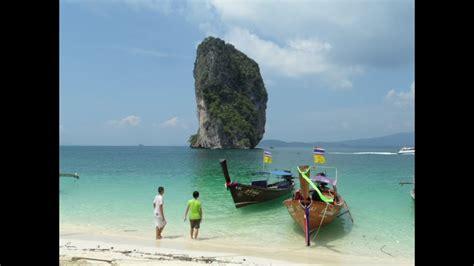 Krabi Beautiful And Amazing Islands Thailand Youtube