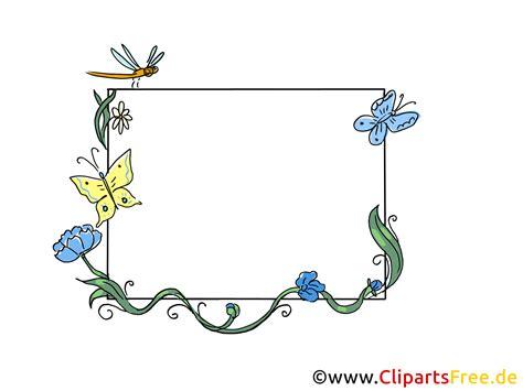Blumen Ranken Clipart Rahmen, Image, Grafik, Bild Zum Download