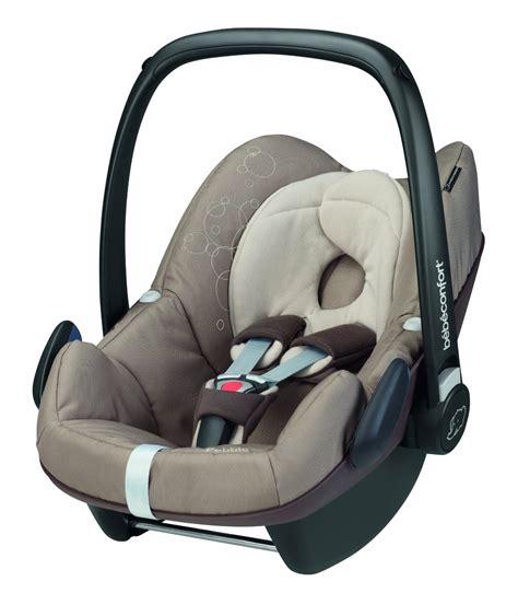 test siege bebe test siège auto bébé confort pebble neufmois fr