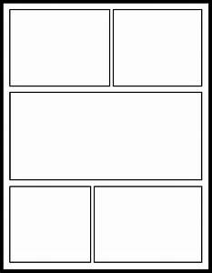 smt 11 by comic templates on deviantart With comic strip template for kids