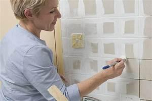 comment repeindre le carrelage de la cuisine bricobistro With peindre des joints de carrelage