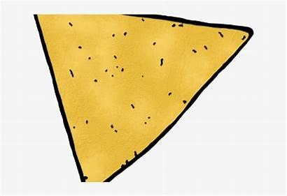 Chip Clip Nachos Clipart Chips Tortilla Tostitos
