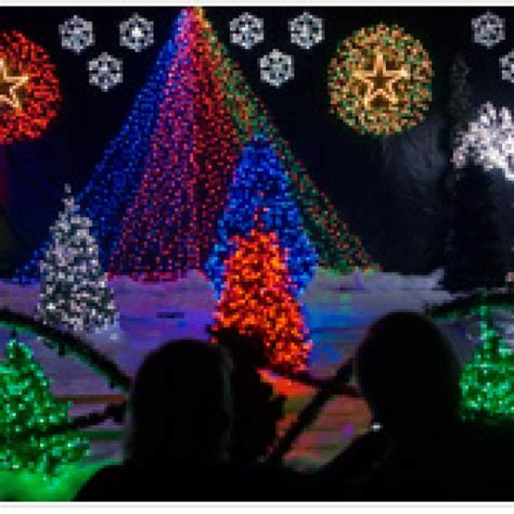 light displays in the rochester area