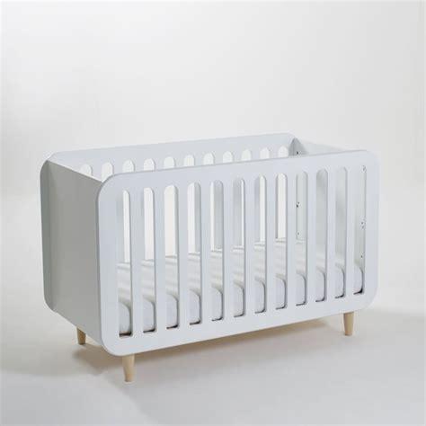la redoute chambre b lit bébé avec sommier réglable jimi la redoute interieurs
