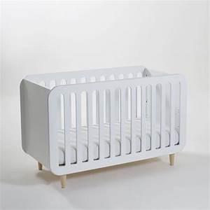 lit bebe avec sommier reglable jimi la redoute interieurs With chambre bébé design avec livraison roses rouges Á domicile