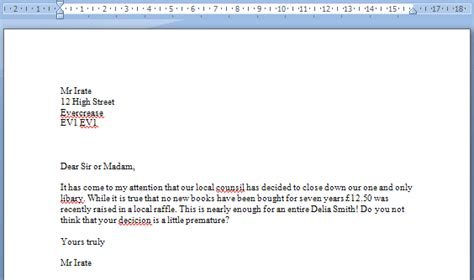 Ways To Address A Cover Letter by Cover Letter Dear Sir Madam