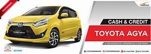 Kredit Mobil Toyota Agya Semarang