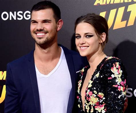 Kristen Stewart's secret dates with Taylor Lautner ...