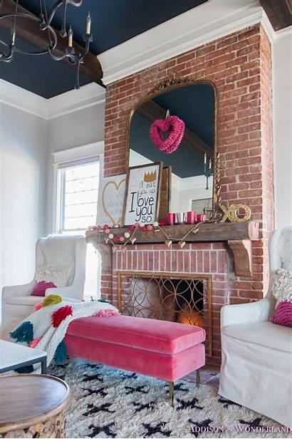 Living Decor Decoration Valentine Colorful Whimsical Elegant