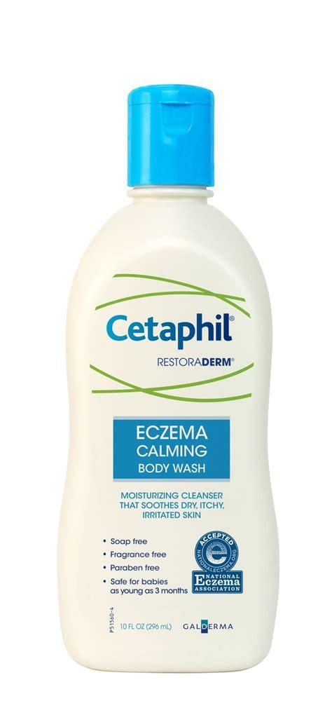 cetaphil restoraderm eczema calming - Shower For Eczema