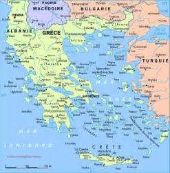 Greece and Greek Island Maps