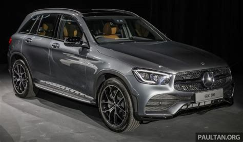 This facelift model sees some notable mechanical changes, as well as some subtle ones to the car's aesthetics. 2020 Mercedes-Benz GLC facelift in Malaysia - GLC200 and GLC300, new engines, MBUX, from RM300k