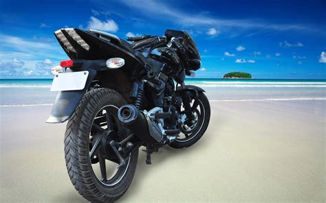 Bajaj Rouser Hd Photo by Bajaj Pulsar Bike Wallpaper