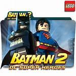 Lego Batman Icon Folder Dc Movie Heroes
