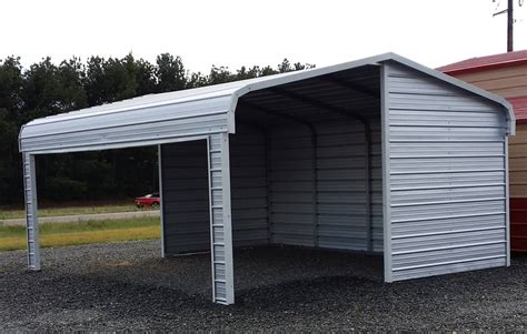 Portable Metal Garages Styles