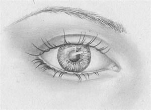 Zeichnen Lernen Mit Bleistift : strahlende augen pupille iris zeichnen lernen zeichenkurs ~ Frokenaadalensverden.com Haus und Dekorationen