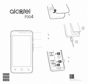 Alcatel Pixi 4 4034 D User Manual