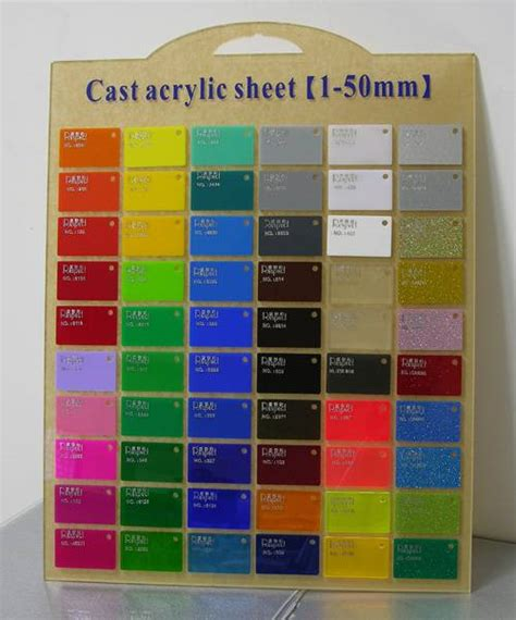 cast acrylic sheet respect gelatinous products co ltd