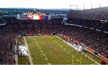 Stadium Broncos Denver Mile Field Wallpapers Makelifesweet