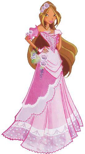 winx fairies outfits season  princess ball