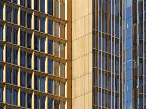 Sonnenschutz Fuer Hochhaeuser by Metalle Fassade Materialien Baunetz Wissen