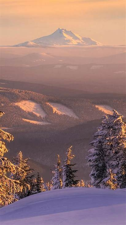 Mountain Iphone Winter Snow Nature Android Ski