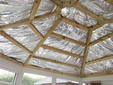 Conservatory Roof Gap Filler