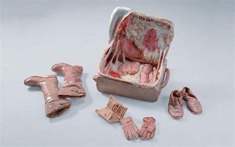 sick furnitureclothing     human flesh
