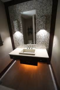 backsplash tile ideas for kitchens contemporary powder room with flush by architectural