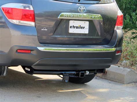 Toyota Highlander Hitch by Oem Trailer Hitch 2012 Toyota Highlander