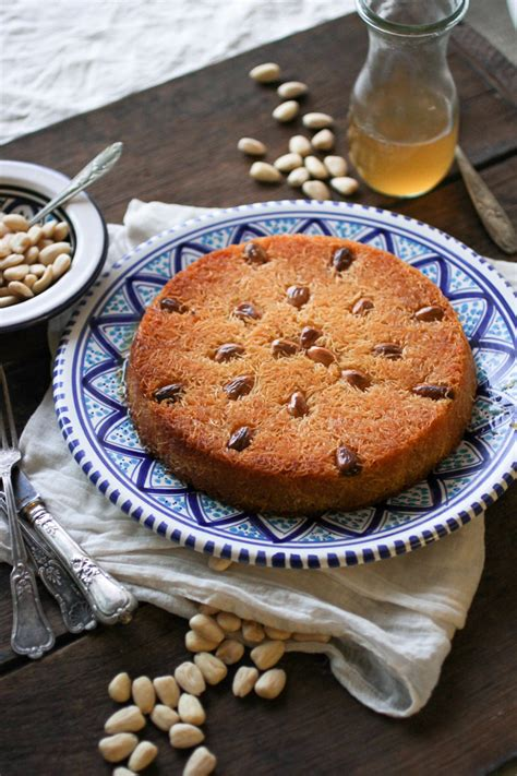 konafa cake  ricotta filling cook halaal