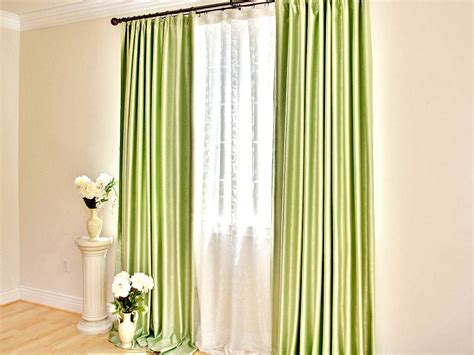 Modern Drapery Panels and curtains for modern window