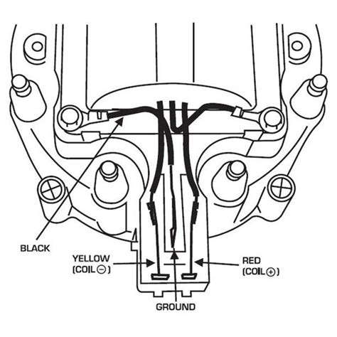 Wiring Diagram General Motor Hei by Gm Hei Ignition